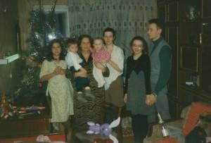 Семейный домашний портрет