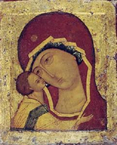 Икона Пресвятой Богородицы  « Игоревская »