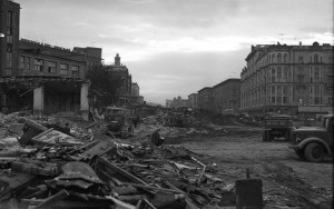 Будущий Кутузовский проспект