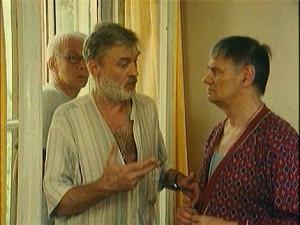 Борис Щербаков и Владимир Андреев