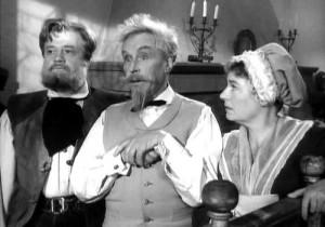 Эраст Гарин  в роли короля  »  Обыкновенное чудо  »  (  1964  )