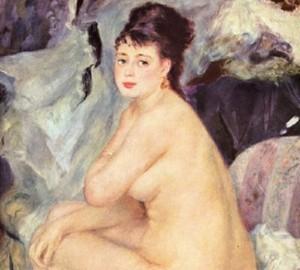 Обнаженная,  1876