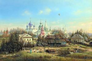 Православная Русь. Суздаль
