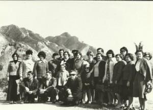 Мингечаурское водохранилище , 1980