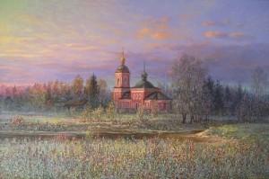 Село Сертякино . Подмосковье