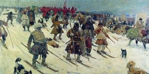 Поход Войска Московской Руси , XVI век