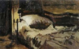Свеча у постели