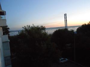 Вид с 4 этажа