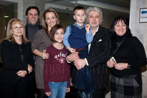 Семья Вячеслава Добрынина