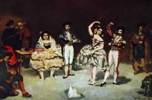 Испанский балет