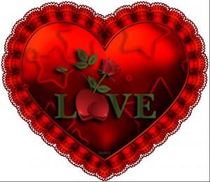 Сердце влюблённых