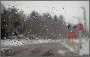 Мартовский дождь