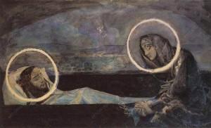 Надгробный плач , 1884