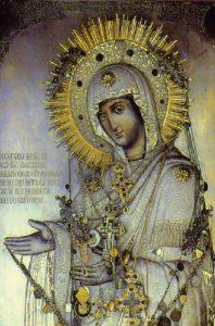 Икона Божией Матери » Геронтисса «
