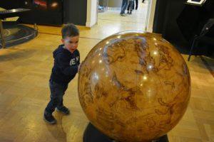 Мир нашей планеты в руках наших детей
