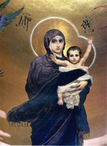 Богородица Владимирского собора