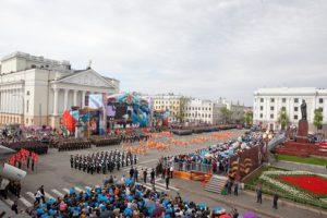 Парад Победы в Казани