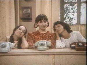 Мечтательные телефонистки