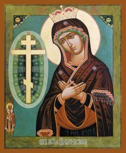 Свято — Крестовская Богородица